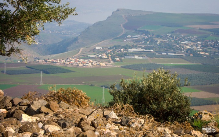 The Gospel Trail - Israel hiking trip