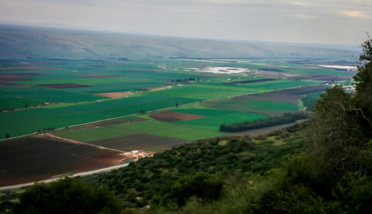 From Sea to Sea - Israel hiking trip